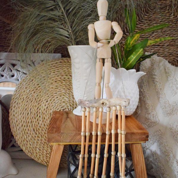 bambusowa makatka